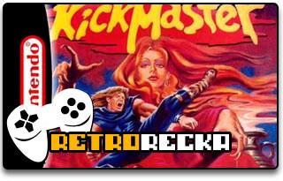 Kick Master NES