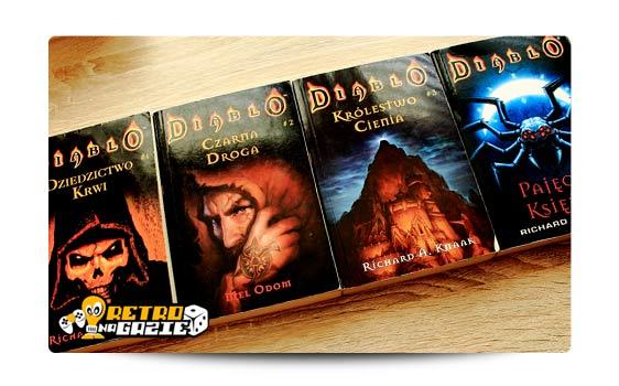 Diablo książki