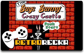 etykieta Bugs Bunny Nes