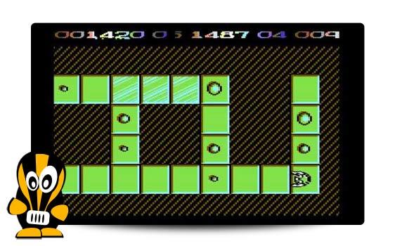 8 bit nora BOMBUZAL c64