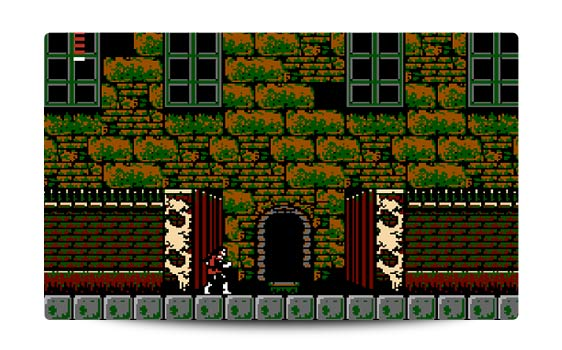 recenzja Castlevania II NES