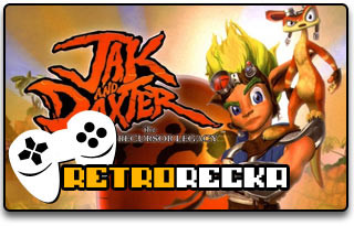 Jak and daxter recenzja PS2