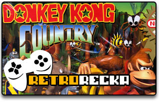 Donkey Kong Country SNES recenzja