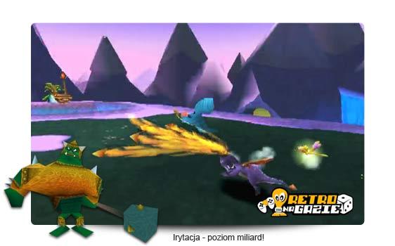 Spyro psx recenzja