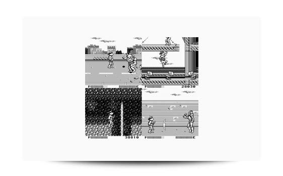 TMNT game boy recenzja