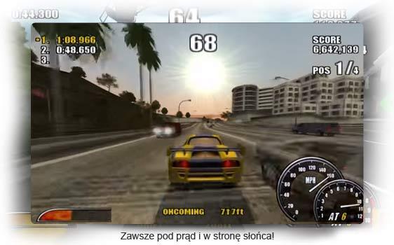 Burnout 2 recenzja PS2