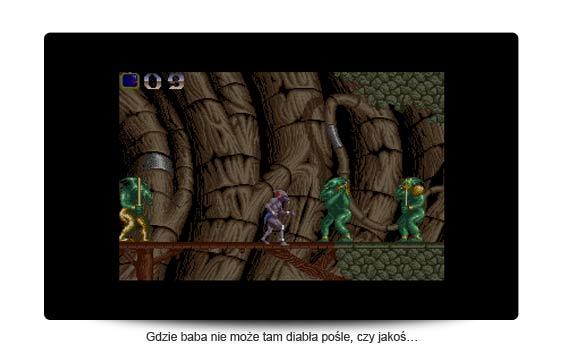 Shadow of the beast Amiga
