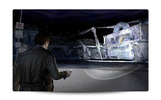 Silent Hill Shattered Memories, RETROrecka