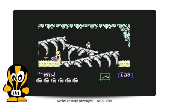 Ghouls'n Ghosts C64