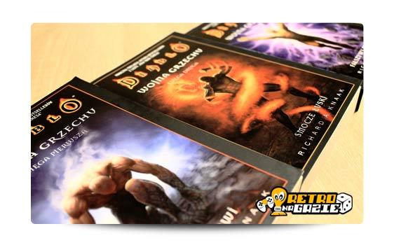 Diablo książki Wojna Grzechu