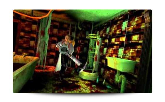 ghost vibration PS2 recenzja