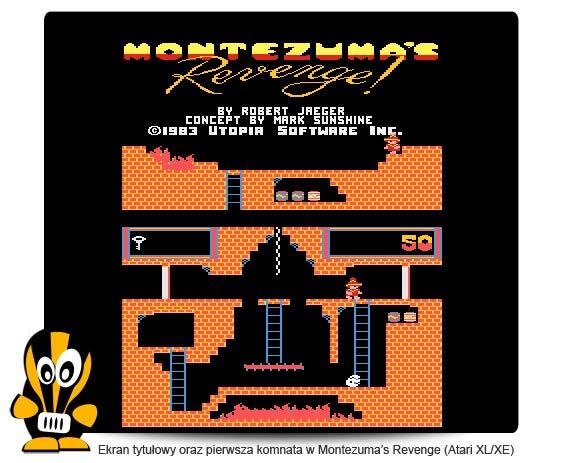Montezumas revenge, Preliminary Monty