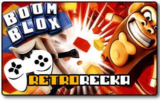 Boom Blox Wii recenzja
