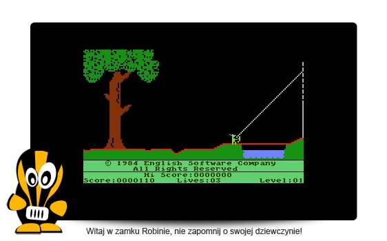 THE ADVENTURES OF ROBIN HOOD atari