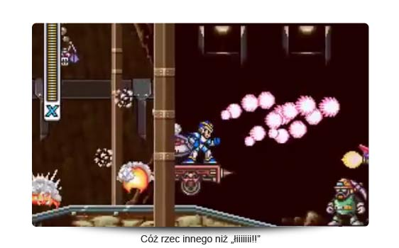 Recenzja Mega Man X