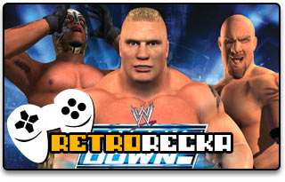 WWE SmackDown! - Here Comes the Pain PS2