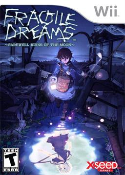 Fragile Dreams recenzja wii