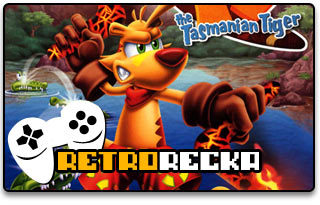 ty the tasmanian tiger recenzja