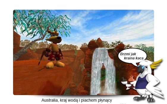 ty the tasmanian tiger recenzja