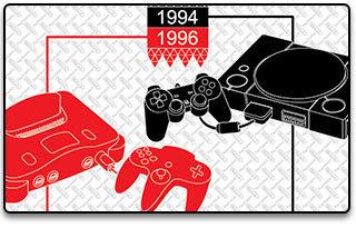 psx vs N64