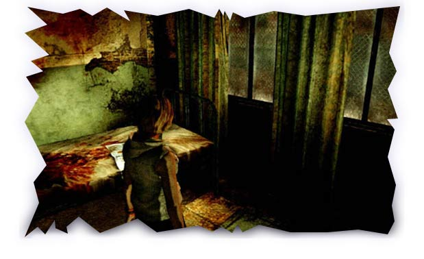 recenzja Silent Hill 3
