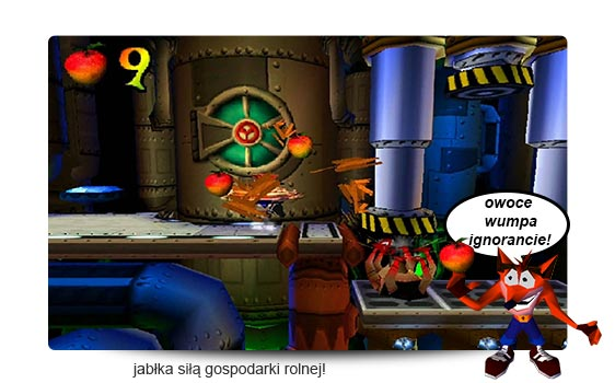 crash bandicoot 2 psx