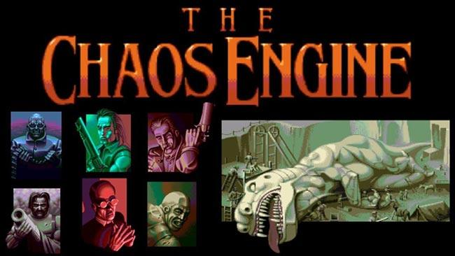 The Chaos Engine amiga
