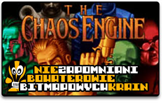 The Chaos Engine amiga