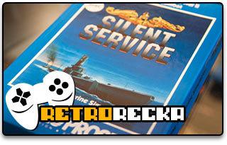 Silent Service Atari recenzja