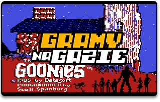 the goonies atari gramynagazie