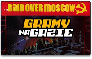 raid over moscow atari recenzja
