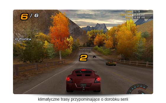NFS: Hot Persuit 2 recenzja