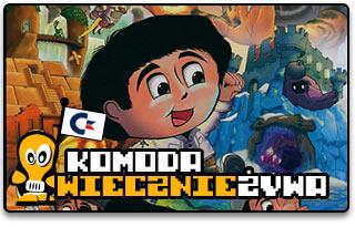 Sam's Journey C64 recenzja