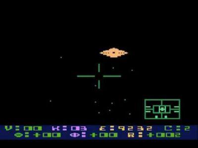 Star Raiders Atari
