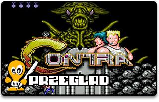 Contra seria przegląd NES