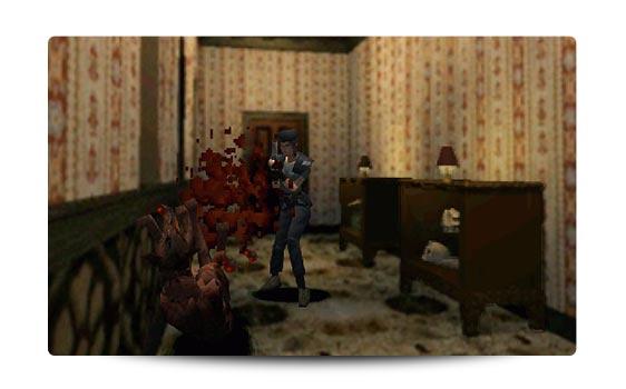 Recenzja Resident Evil: Director's Cut