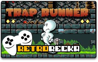 Trap Runner Amiga recenzja