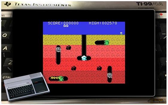 Texas Instruments przegląd gier