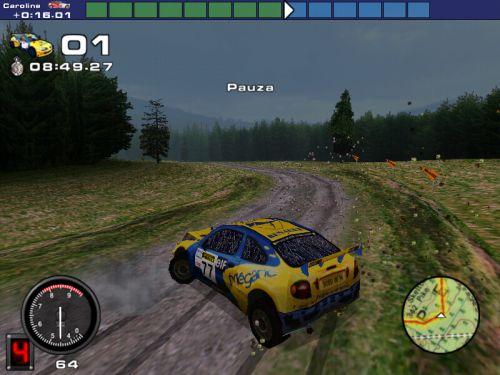 Mobil 1 British Rally Championship