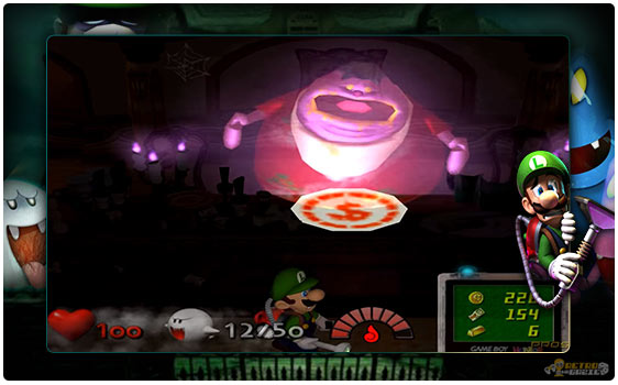 Luigi's Manshion recenzja