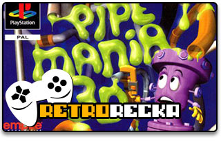 Pipe Mania 3D psx