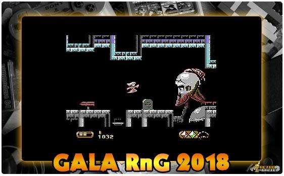Gala RnG 2018 retro gry
