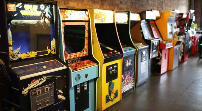 legendy salonu gier arcade