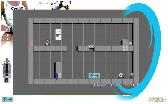 Portal Commodore 64