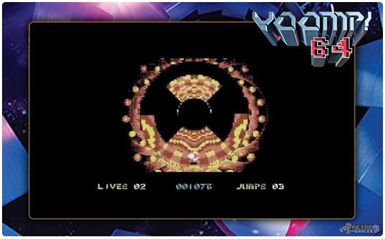 Yoomp!64 recenzja C64
