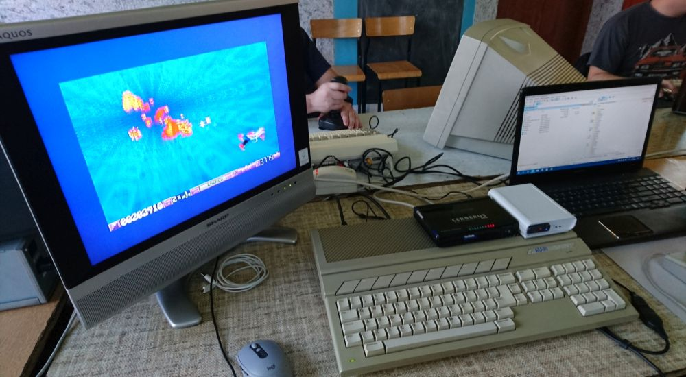 Przegląd gier na Atari ST(E)