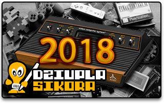 Dziupla Sikora gry atari2600 2018