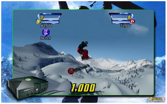 Amped: Freestyle Snowboarding (Xbox)