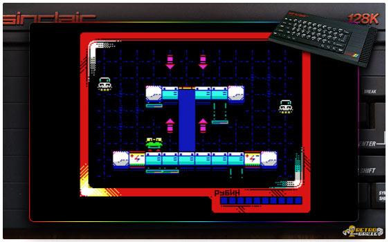 Gluf ZX Spectrum recenzja