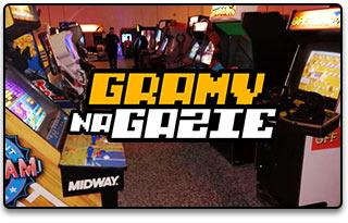 Krakow Arcade Museum gramy na gazie